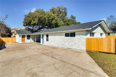 4908 Rowena Ave UNIT A, Austin, TX 78751 - MLS##: 1927575