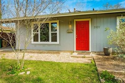3101 Ray Wood Dr, Austin, TX 78704 - #: 1928297