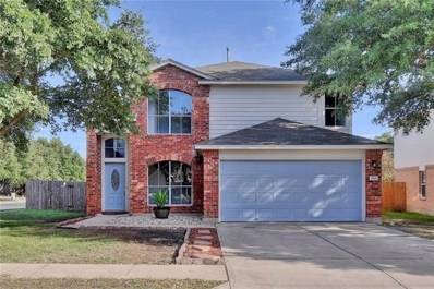 3118 Port Anne Way, Leander, TX 78641 - MLS##: 1980452
