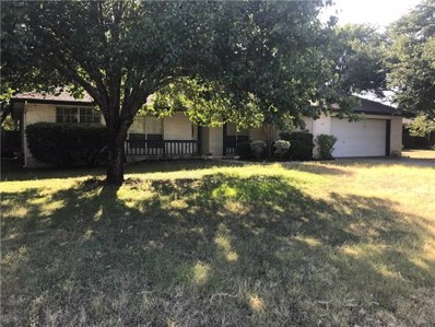 3315 Northwest Blvd, Georgetown, TX 78628 - MLS##: 1981057