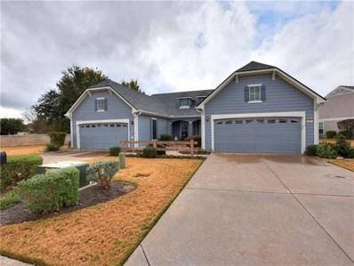107 Honey Creek Trl, Georgetown, TX 78633 - MLS##: 2051074