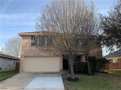1904 Fast Filly Ave, Pflugerville, TX 78660 - MLS##: 2130327