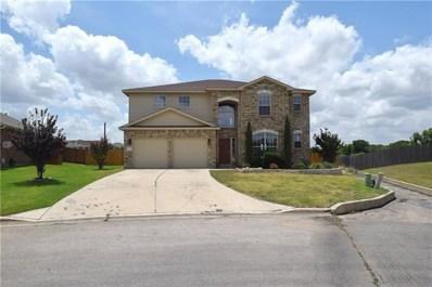 637 Tundra Drive, Harker Heights, TX 76548 - MLS#: 2147055