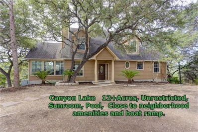 1840 Skyline Dr, Canyon Lake, TX 78133 - MLS##: 2158785