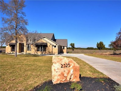 2325 High Lonesome, Leander, TX 78641 - MLS##: 2179613
