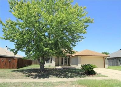 3808 Sawtooth Drive, Killeen, TX 76542 - MLS#: 2256093