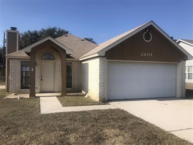 2601 Purser Dr, Killeen, TX 76543 - MLS##: 2334115