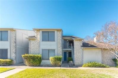 1750 Timber Ridge Rd UNIT 117, Austin, TX 78741 - MLS##: 2344914