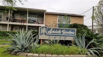 2450 Ashdale Dr UNIT D-105, Austin, TX 78757 - MLS##: 2358293