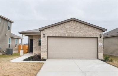 213 Ibis Falls Loop, Jarrell, TX 76537 - MLS##: 2413897