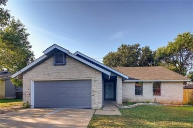 1006 Tiffany Ln, Georgetown, TX 78628 - MLS##: 2455559