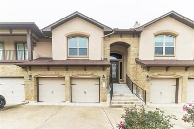 804 San Remo Blvd UNIT 26B, Lakeway, TX 78734 - MLS##: 2496450