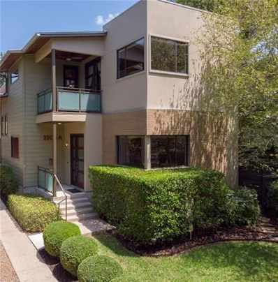 2204 La Casa Dr UNIT A, Austin, TX 78704 - MLS##: 2535544