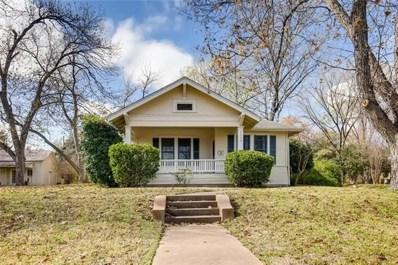 1119 Vance Street, Taylor, TX 76574 - #: 2541482