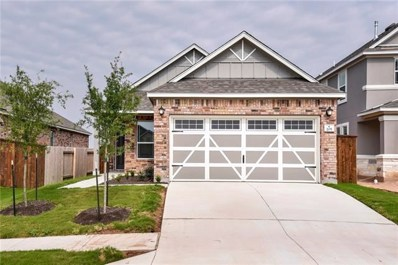 205 Sage Derby Dr, Hutto, TX 78634 - MLS##: 2583802