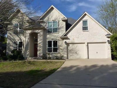 1026 Forest Bluff Trl, Round Rock, TX 78665 - MLS##: 2589804