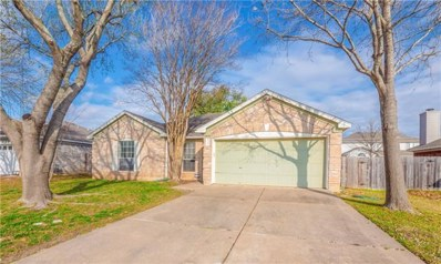 3708 Walleye Way, Round Rock, TX 78665 - MLS##: 2624703