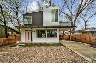2105 Haskell St UNIT A, Austin, TX 78702 - MLS##: 2707184