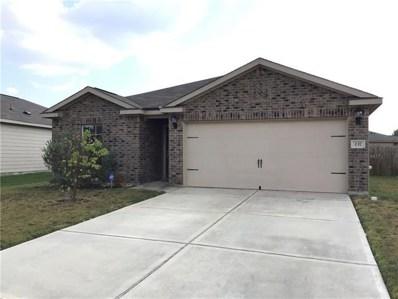 237 J E Brown Ln, Jarrell, TX 76537 - MLS##: 2743618