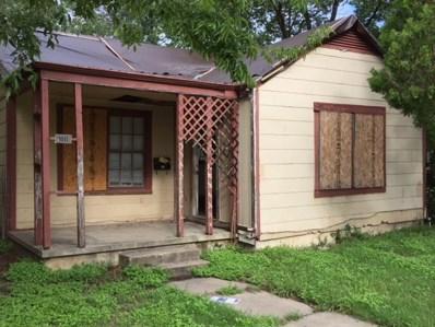 1011 Washburn Street, Taylor, TX 76574 - #: 2768155