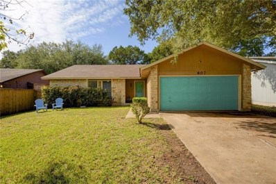607 Blackberry Drive, Austin, TX 78745 - #: 2835424