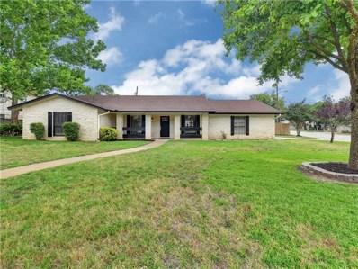 1008 Bluff Dr, Round Rock, TX 78681 - MLS##: 2882840
