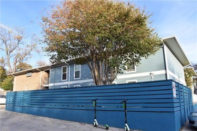 400 W 35th St UNIT 105, Austin, TX 78705 - MLS##: 2907432