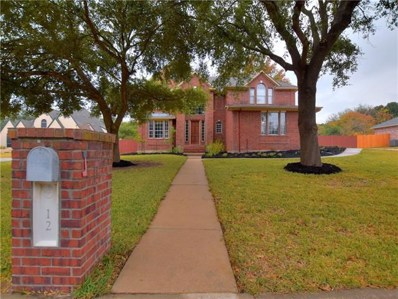 12 Forest Mesa Dr, Round Rock, TX 78664 - MLS##: 3011451