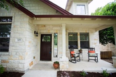 125 Village Park Dr, Georgetown, TX 78633 - MLS##: 3014036