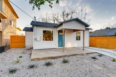 6503 Felix Ave UNIT B, Austin, TX 78741 - MLS##: 3026427