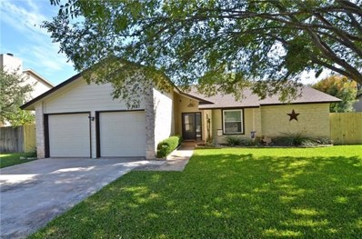 2407 W Messick Loop, Round Rock, TX 78681 - #: 3039746