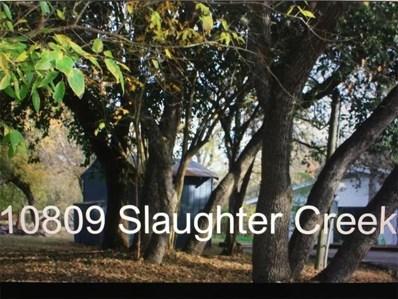 10809 Slaughter Creek Dr, Austin, TX 78748 - MLS##: 3075416
