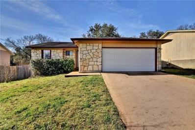 2005 Castle Bluff Drive, San Marcos, TX 78666 - #: 3090137