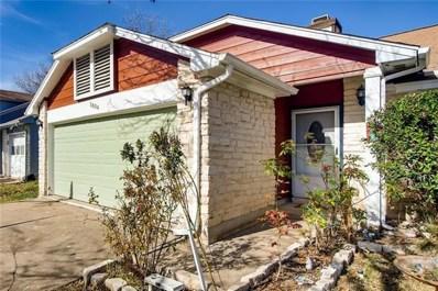 1804 Primrose Trl, Round Rock, TX 78664 - MLS##: 3183860