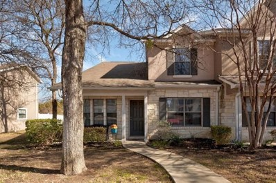 401 Buttercup Creek Blvd UNIT 201, Cedar Park, TX 78613 - MLS##: 3260364