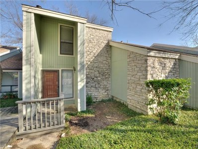 500 Hesters Crossing Rd UNIT 205, Round Rock, TX 78681 - MLS##: 3276272