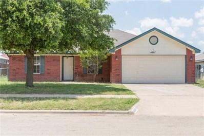 4507 Lonesome Dove Drive, Killeen, TX 76549 - MLS#: 3280630