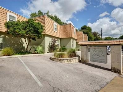 1500 East Side Drive UNIT 110-D, Austin, TX 78704 - #: 3416381