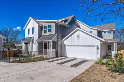 908 E 15th Street UNIT B, Austin, TX 78702 - #: 3454518