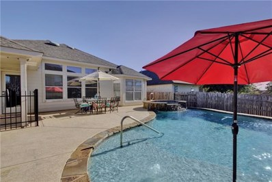 3672 Rosalina Loop, Round Rock, TX 78665 - #: 3483483