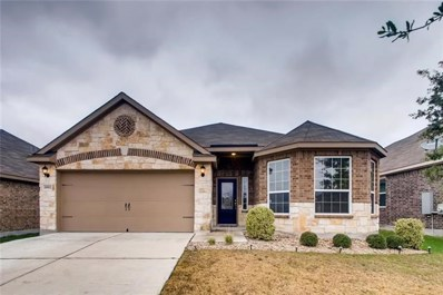 19512 Smith Gin St, Manor, TX 78653 - MLS##: 3501910