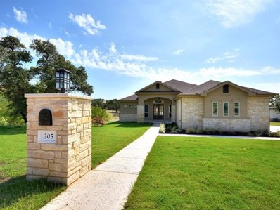 205 Cooper\'s Hill Rd, Georgetown, TX 78633 - MLS##: 3594006