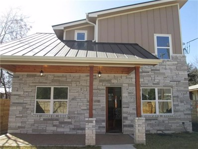 705 Blackson Ave UNIT A, Austin, TX 78752 - MLS##: 3599152