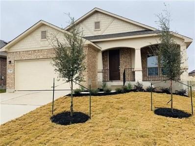 105 Finstown St, Hutto, TX 78634 - MLS##: 3641520