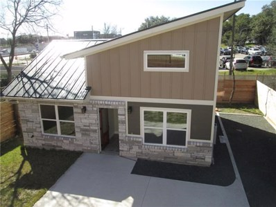 705 Blackson Ave UNIT B, Austin, TX 78752 - MLS##: 3677483