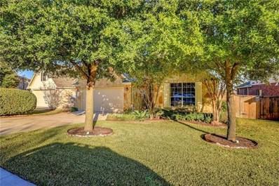 1634 Hidden Springs Path, Round Rock, TX 78665 - MLS##: 3705148