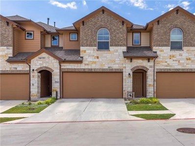 1001 Zodiac Lane UNIT 33, Round Rock, TX 78665 - #: 3722113