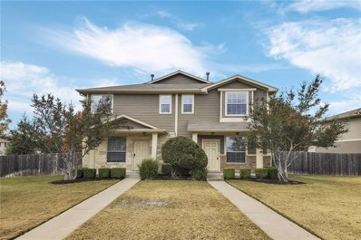 14400 Harris Ridge Blvd UNIT B, Pflugerville, TX 78660 - MLS##: 3729785