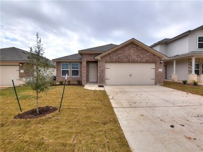 500 Mossy Rock Dr, Hutto, TX 78634 - MLS##: 3743452