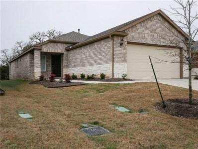 106 Brenham Pass, Georgetown, TX 78633 - #: 3751776
